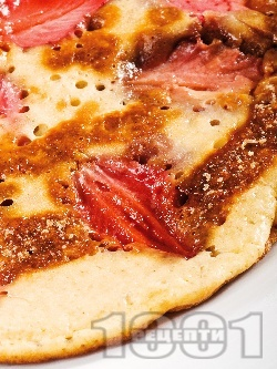 Палачинки с ягоди и мак - снимка на рецептата